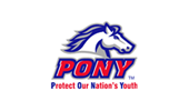 PONY baseball logo