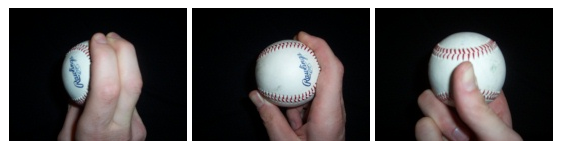 2-seam fastball grips image
