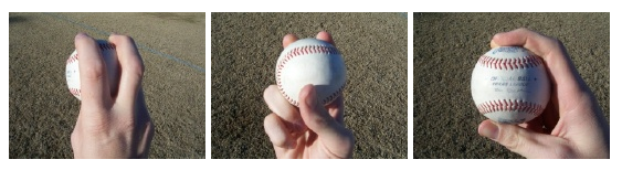 4-seam fastball grips image