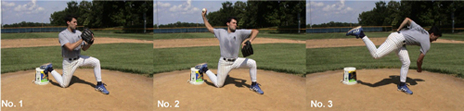 The Complete Pitcher's FREE Baseball Pitching Drills: The Bucket Drill (Professional)