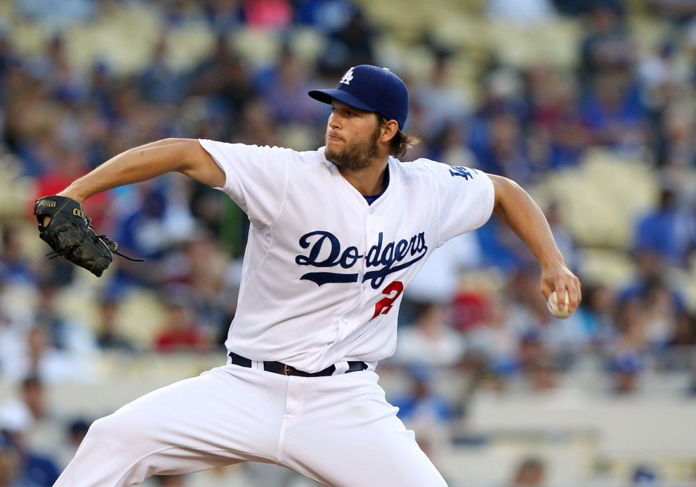 Clayton Kershaw pitching mechanics