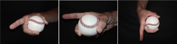 How to grip and throw a beginner's curveball - pitching grips for the beginners curveball