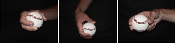 How to grip and throw a straight curveball - pitching grips for the straight curveball